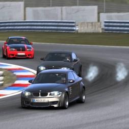 Project CARS  team STX BMW Serie 1M GP Brno