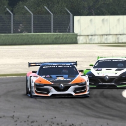 Project CARS Imola Renault Sport R.S 01