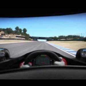 Project CARS Event - California Formula Attack Formule C Laguna Seca 1:13:773
