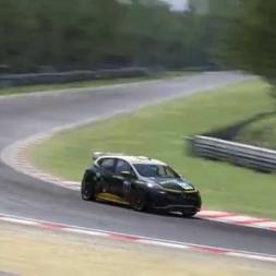 Project Cars contre la montre SMS-R Touring at Brands Hatch Renault Clio Cup 1 : 38 : 633+setup
