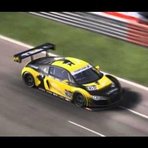 Project CARS Audi R8 LMS Ultra contre la montre Monza GP 1:44:647