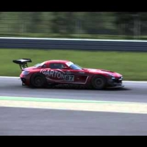 Project Cars Nürburgring GT3 Contest 1.56.551 Mercedes-benz SLS AMG GT3 +SETUP