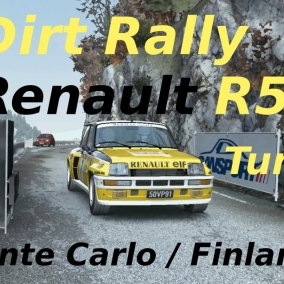Dirt Rally // R5 Turbo