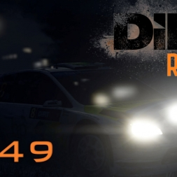 DiRT Rally Gameplay: Advanced Setup - Episode 49