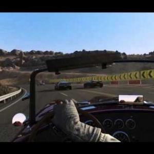 Assetto Corsa: Lap 1 MP fun (Cobra at BCC)