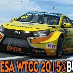 Raceroom - WTCC 2015 @ Buriram