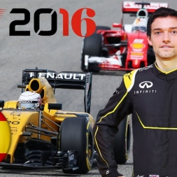 F1 2016 Spanish GP Jolyon Palmer Season