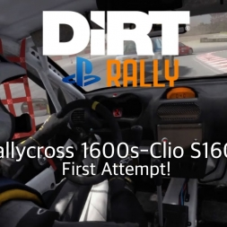 DIRT Rally PS4 - Renault Clio S1600