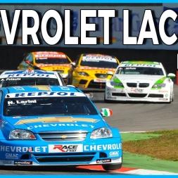★Assetto Corsa - Chevrolet Lacetti WTCC - Slovakiaring