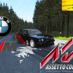 Assetto Corsa :: BMW M3 E30 Step 1 @ Bergrennen Mickhausen