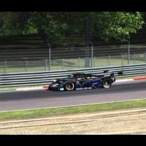 Assetto Corsa: 1989 Sauber Mercedes C9 Le Mans @ Monza GP