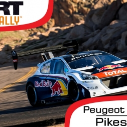 Dirt Rally | Peugeot 208 T16 Pikes Peak Hill Climb | 8.05.913