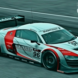 Project Cars | Audi R8 GT3 @ Le Mans | Last to ...?