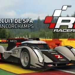 RaceRoom Racing | Audi R18 TDI @ Circuit de Spa-Francorchamps