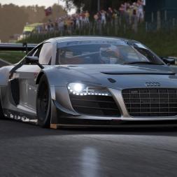 Baseline setup: Audi R8 LMS Ultra GT3
