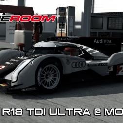 RaceRoom - NEW R18 TDI ULTRA @ MONZA