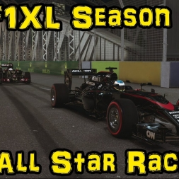F1XL Season 7 All Star Race Highlights