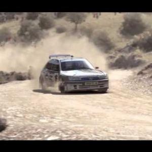 DiRT Rally - 306 MAXI -Greece - replay- mods spectateur (PC HD) 1080
