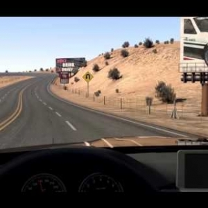 Assetto Corsa 1.5   Headtracking with TrackIR Demo - BMW M4 Akrapovic @ Black Cat County