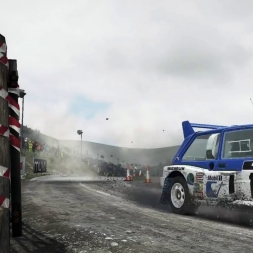 Dirt Rally - Geufron Forest - MG Metro 6r4