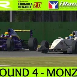 iRacing AOR Formula Renault 2.0 - Round 4 at Monza