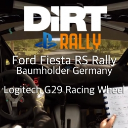 DIRT Rally PS4 - Ford Fiesta RS Rally