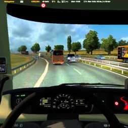 [Euro Truck Simulator 2] Ep. 17 - Open beta and steam workshop mods