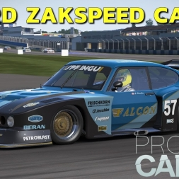 Project CARS - Ford Zakspeed Capri