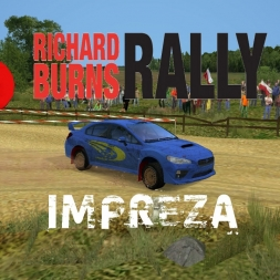 RBR - Subaru Impreza N15 on gravel