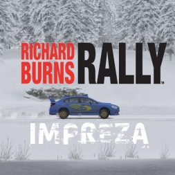 RBR - Subaru Impreza N15 on snow