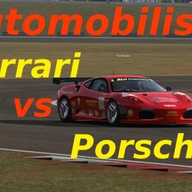 Automobilista // MOD [GSCE] Ferrari F430 Vs. Porsche 997 // Goiana