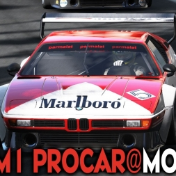 Project Cars - BMW M1 Procar @ Monaco