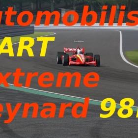 Automobilista // MOD CART Extreme Reynard 98i // Spa