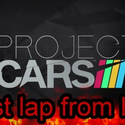 Project cars first lap from hell!