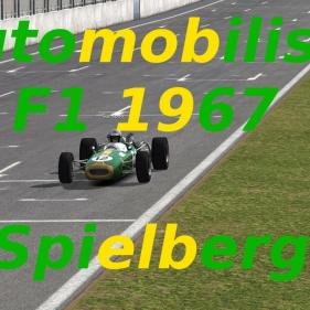 Automobilista // F1 1967 // BBrabham BT24 // Spielberg