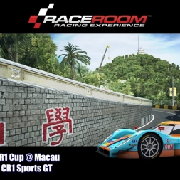 Aquila CR1 Cup @ Macau - Aquila CR1 Sports GT - RaceRoom Racing Experience 60FPS