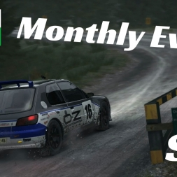 DiRT Rally - Monthly Event - Peugeot 306 Maxi - Stage 1 - Wales - Xbox One