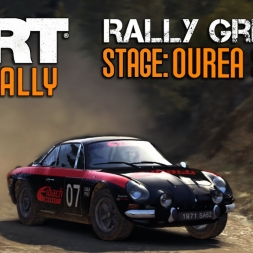 "DiRT Rally | Renault Alpine A110 @ Rally Greece ""Ourea Spevsi"" [blind]"