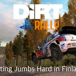 DIRT Rally PS4 - Volkswagen Polo Rally