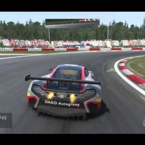 Project Cars: Practice at Nurburgring