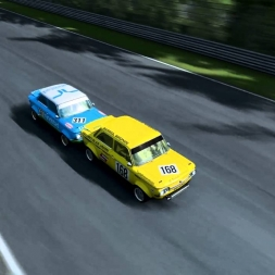 R3E: NSU at Nordschleife