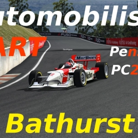 Automobilista //  CART // Marlboro Penske Racing // Bathurst