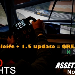 Assetto Corsa - Nordschleife 1.5 update- Triple Screen - Ultra Settings