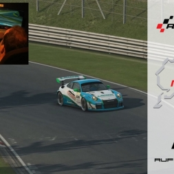 RUF RT12R @ Nurburgring Nordschleife in Raceroom R3E