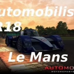 Automobilista //Metalormo // Le Mans