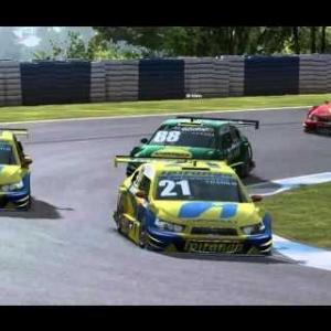 AMS • StockCar V8 @ Autódromo Internacional de Curitiba | E2L