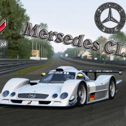 Assetto Corsa * Mercedes CLR LM back at LeMans