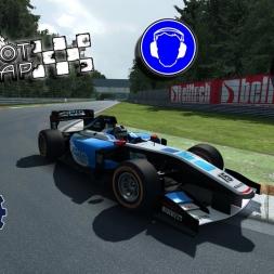 Formula Raceroom 2 vs. Monza * hotlap * setup