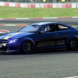 ASSETTO CORSA-C63 Black Series test (WIP)