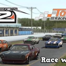 rFactor 2 | Singleplayer | Howston Dissenter @ Toban Raceway Park